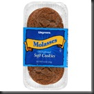 Wegmans Molasses Cookies