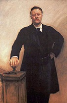 Theodore Roosevelt, 1901-1909