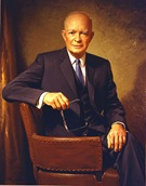 Dwight David Eisenhower 1953-1961