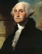 George Washington, 1789-1797