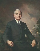 Harry S. Truman, 1945-1953