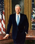 William Jefferson Clinton, 1993-2001