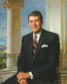Ronald Wilson Reagan, 1981-1989