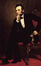 Abraham Lincoln, 1861-1865