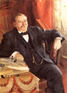 Grover Cleveland, 1893-1897