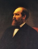 James Abram Garfield, 1881