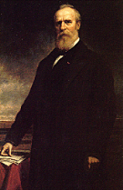 Rutherford Birchard Hayes, 1877-1881