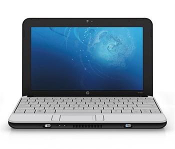 HP Mini 110_Front Open