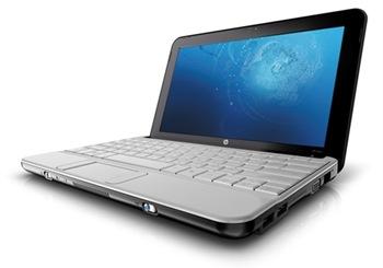 HP Mini 110_Left Front Open