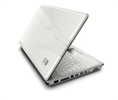 HP Pavilion dv6 Back