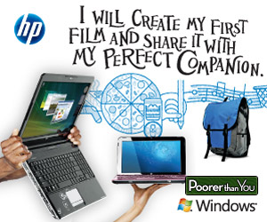HP Better Together Giveaway