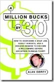 A Million Bucks by 30 book cover