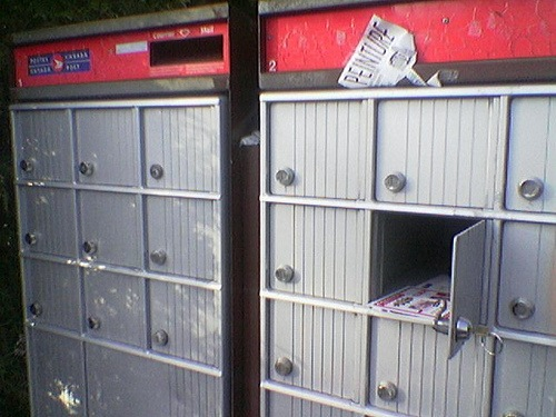 Mailbox by kleinman on Flickr