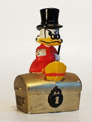 Uncle Scrooge bank by Andrei! on Flickr