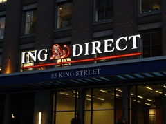 ING Direct - photo by pasa47 on flickr