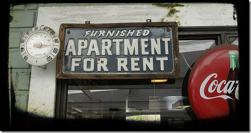 Unfurnished Apt for Rent by turkeychik on flickr