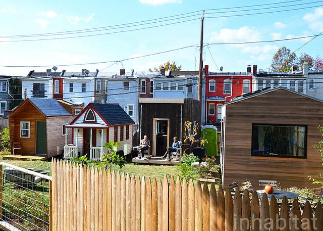 Boneyard Studios Tiny Houses