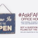 #AskFAFSA – Financial Aid Twitter Chat