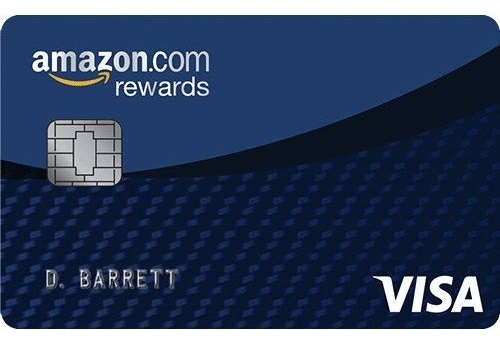Amazon Visa Credit Card