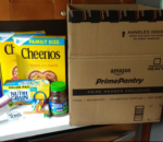 Amazon Brings Me My Groceries – Prime Pantry Review