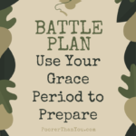 How to Best Use Your Grace Period: Create Your Debt Attack Plan