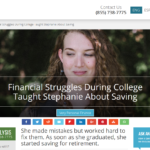 "Poorer Than You's Stephonee featured in a Debt.com ""Very Personal Finance"" story"